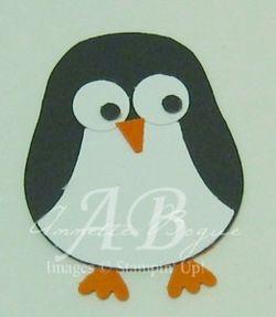 Owl penguin