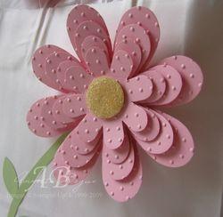 FlowerFoldsBagCloseUp