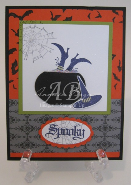 Witchy Stew card