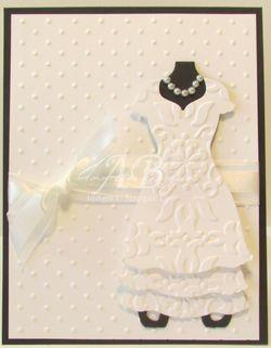All Dressed Up Bridal Shower