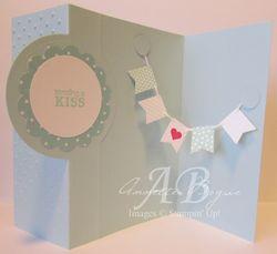 Send a Kiss Swing Card 002