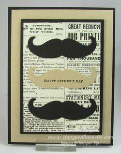 Triple Mustache