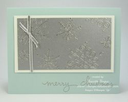 Endless Wishes Silver Emboss