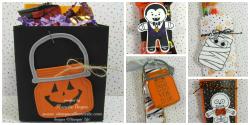 Halloween Treats 2016 Collage