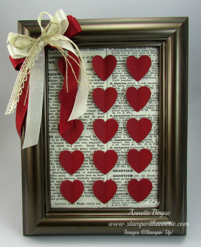 Frame of Hearts