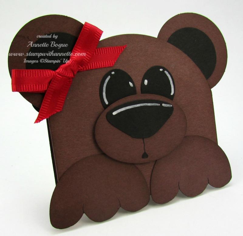 20150420 bear punch art card