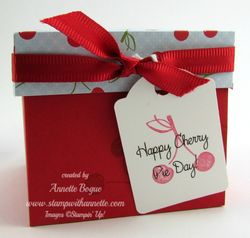 Cherry Pie Day Box