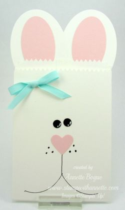 Bunny Mini Treat Bag