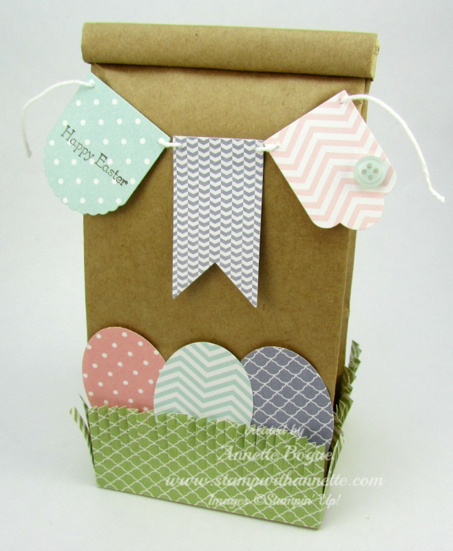 Banner Treat Bag