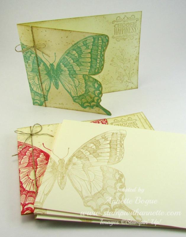 Swallowtail set 2